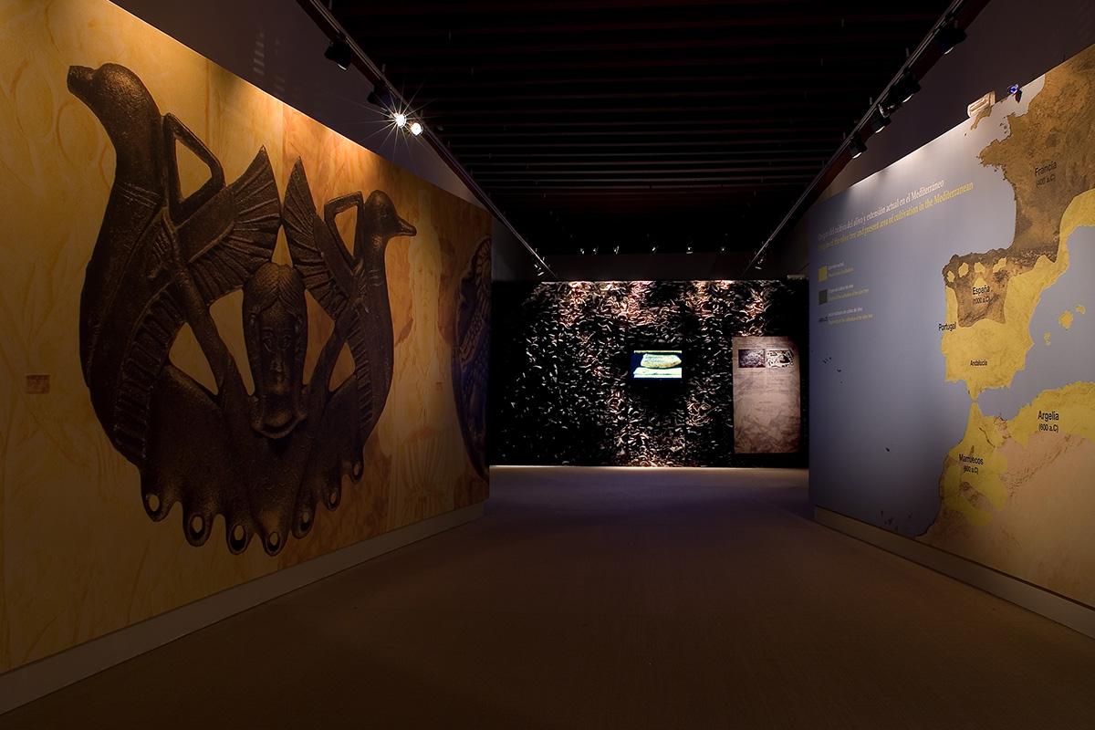Exposición Tierras del Olivo. El olivo en la Antigüedad en el Hospital de Santiago de Úbeda