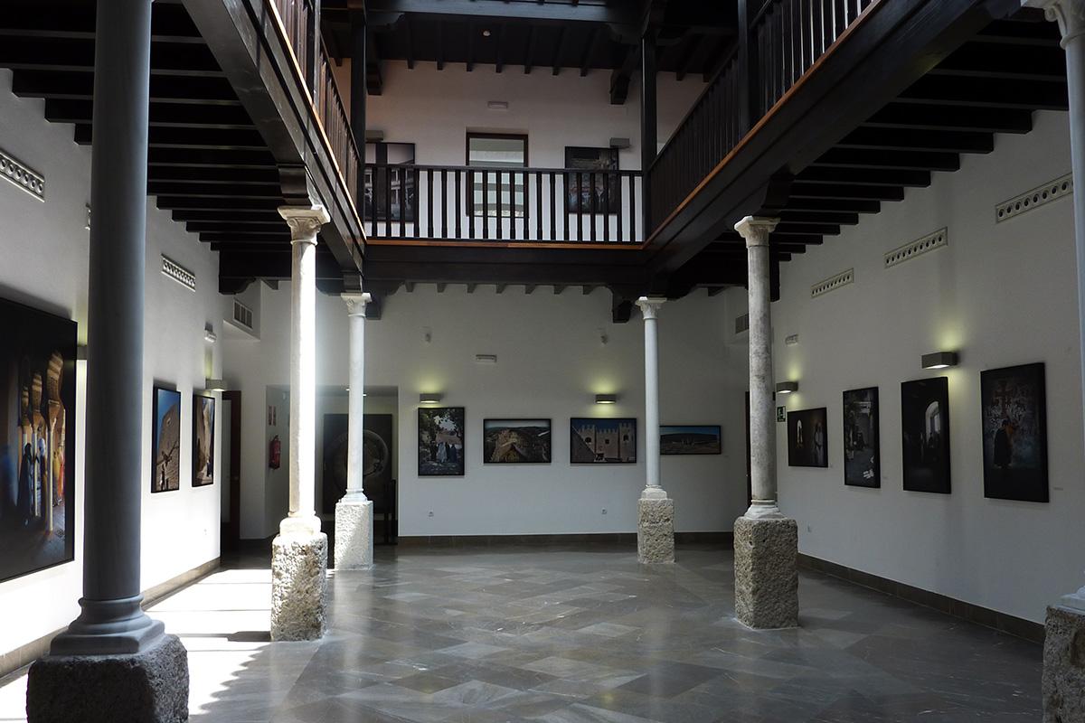 """Exhibition """"El alma deSgranada"""". Municipal museum of Baza (Granada)"""