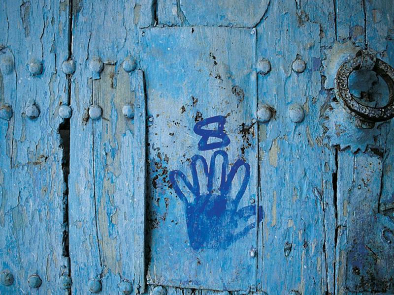 ©Henry Kneuer. Detalles y Colores de Marruecos.