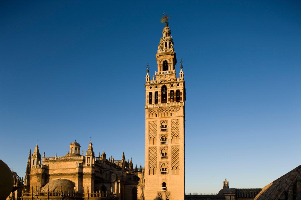 Vista de La Giralda. Sevilla