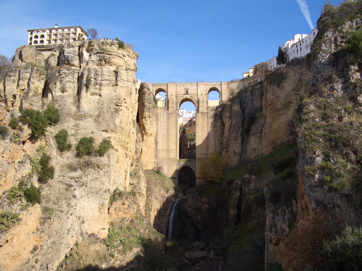 Puente Nuevo. Ronda, Málaga
