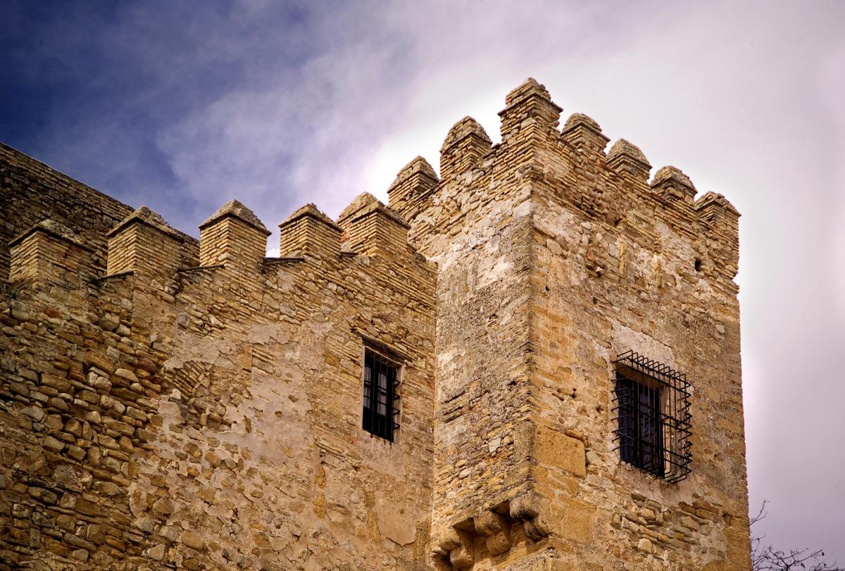 Ducal Castle of Espejo (Córdoba).