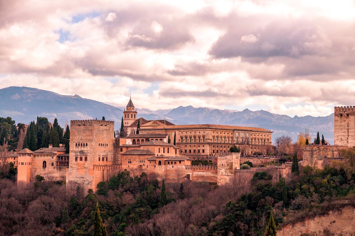 La Alhambra. Granada.