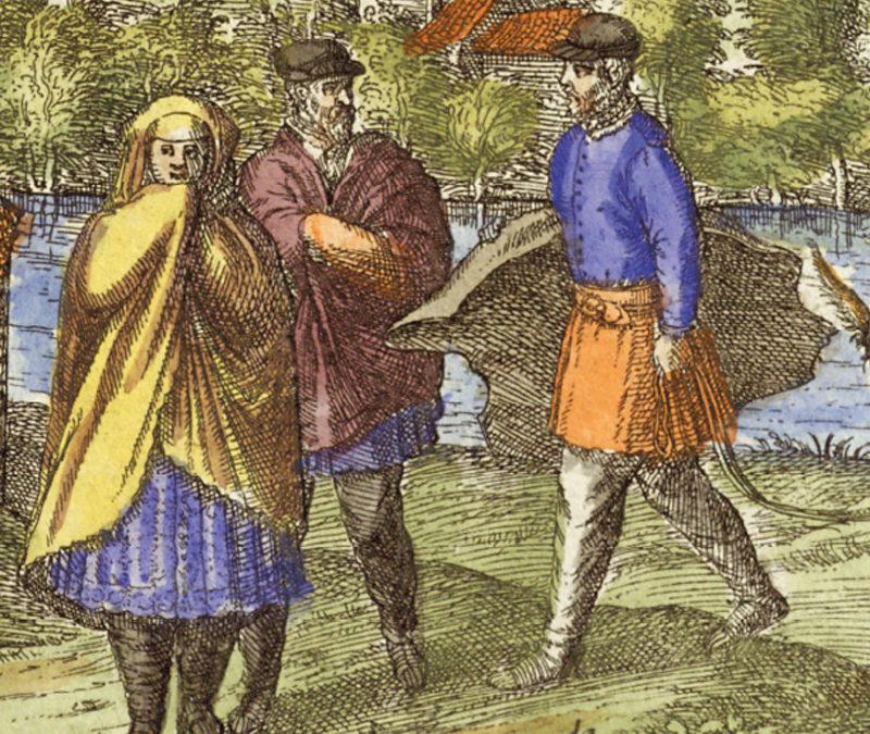Los Moriscos en el Reino de Granada