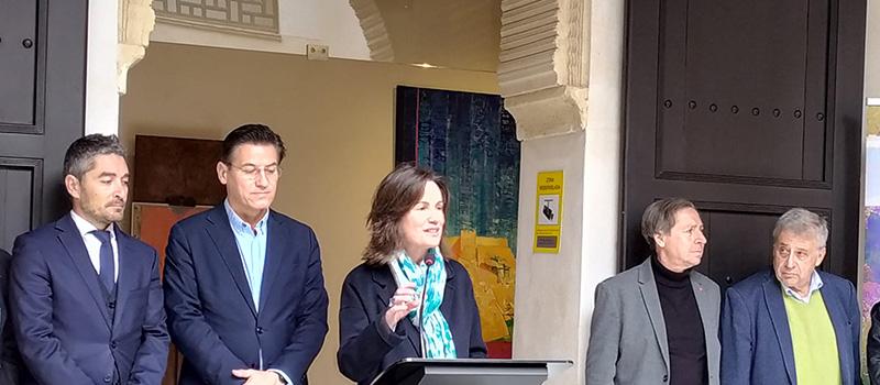 Inauguracion-Exposicion-Una-propuesta-plastica-en-Casa-de-Zafra