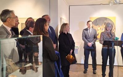 La Consejera de Cultura, Patricia del Pozo, inaugura la Exposición Los baños en al-Andalus