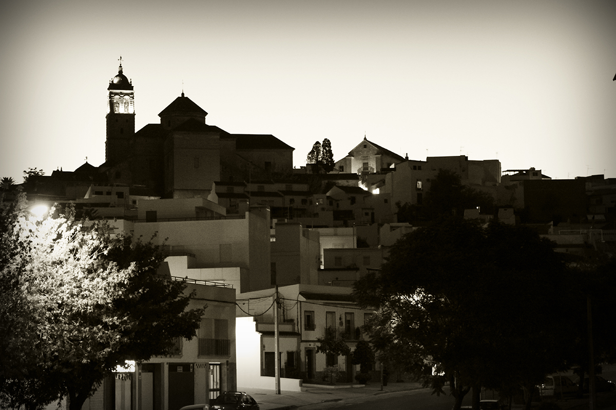 View of Montilla.