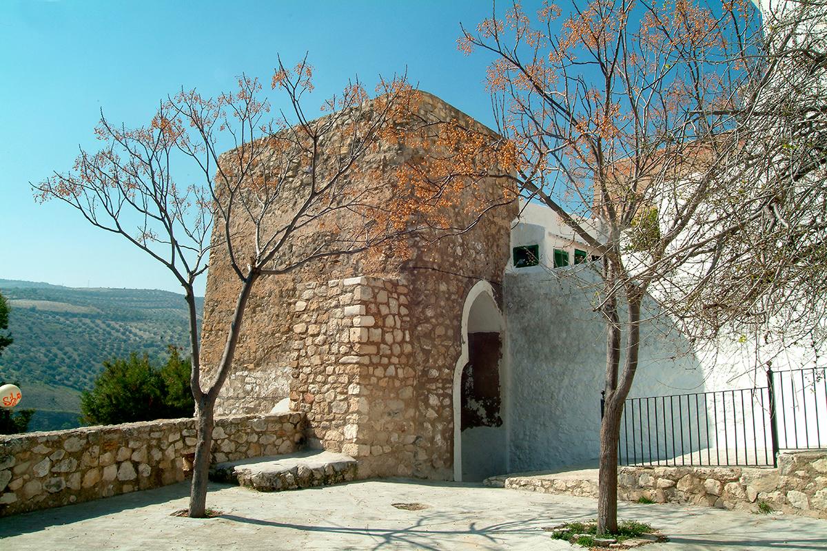Arch of La Consolación. Baena.