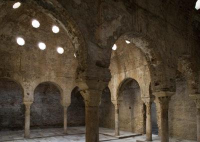 Hammam al-Yawza o Baño del Nogal