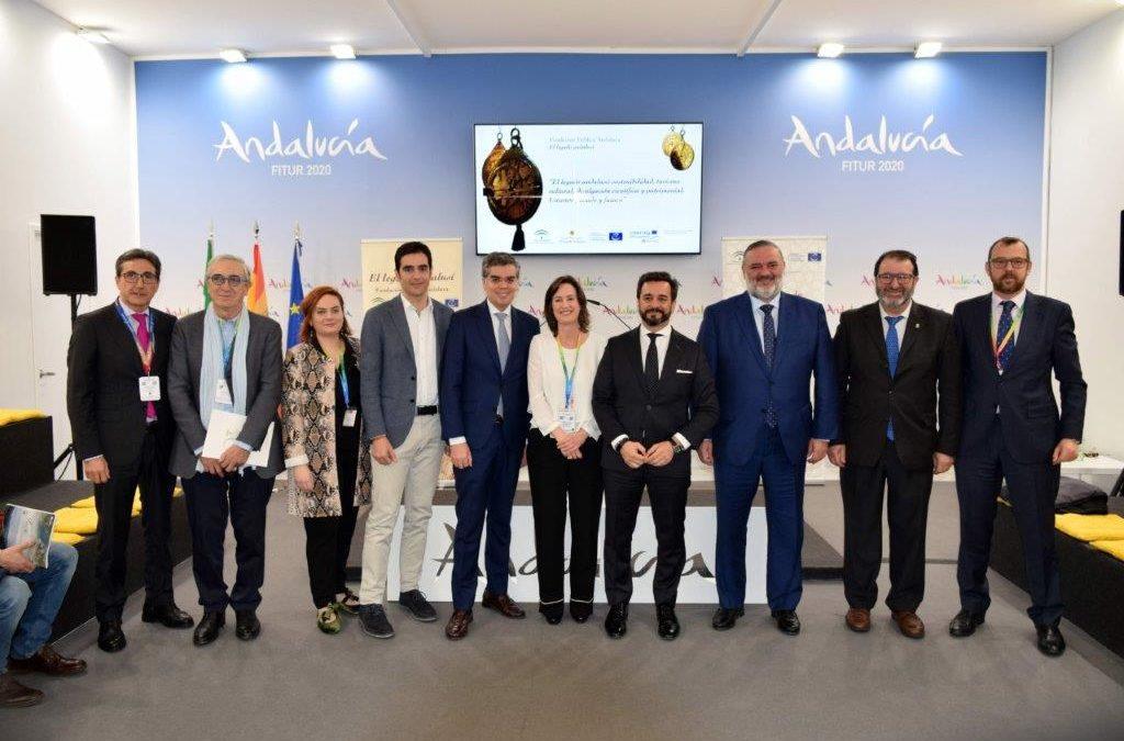 Presentación FPA El legado andalusí FITUR2020