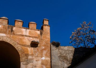Puerta de Fajalauza.
