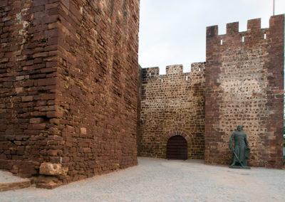 Castillo de Silves. Portugal.