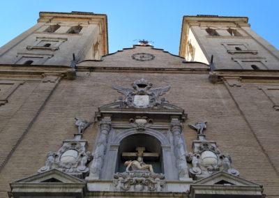 Church of Nuestra Señora de las Angustias.