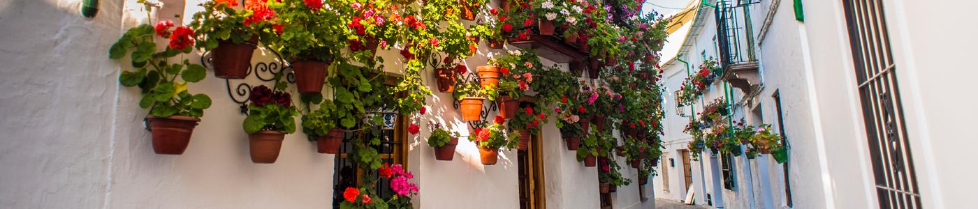 La Villa quarter. Priego de Córdoba.