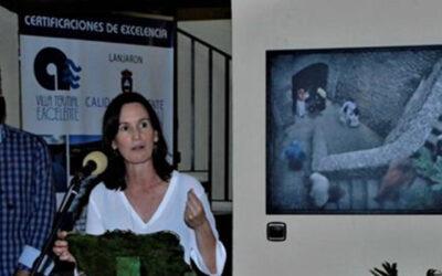 Inaugurada en Lanjarón la muestra de la Fundación Pública Andaluza El legado andalusí, El Alma DeSgranada