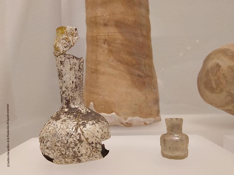 Ungüentarios. Madinat Ilbira. Granada. Siglos IX-X