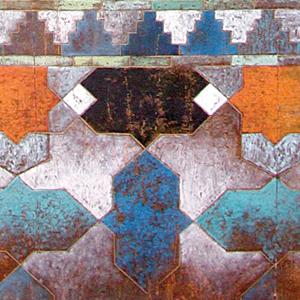 """Detalle de la obra de Paul Klee """"Canción árabe"""". ©AramcoWorld"""