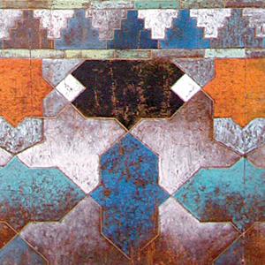 "Detail of the work ""Arab Song"", by Paul Klee. ©AramcoWorld"