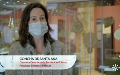 """The program """"Tesis"""", in Canal Sur TV dedicates a report to the exhibition """"E Terris ad Astra. A scientific heritage"""""""