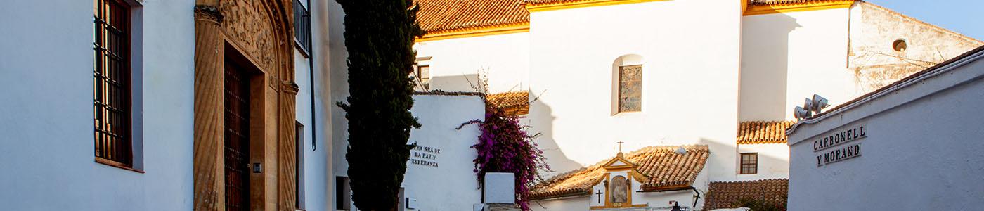 Cuesta del Bailio. Córdoba. ©Plataforma de Material Audiovisual de Turismo y Deporte de Andalucía.