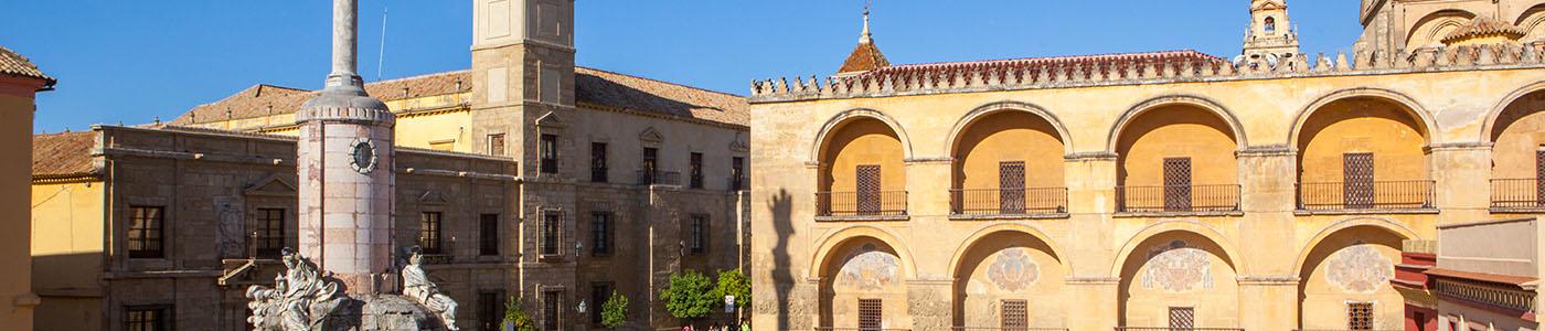 Centro histórico de Córdoba. ©Plataforma de Material Audiovisual de Turismo y Deporte de Andalucía.