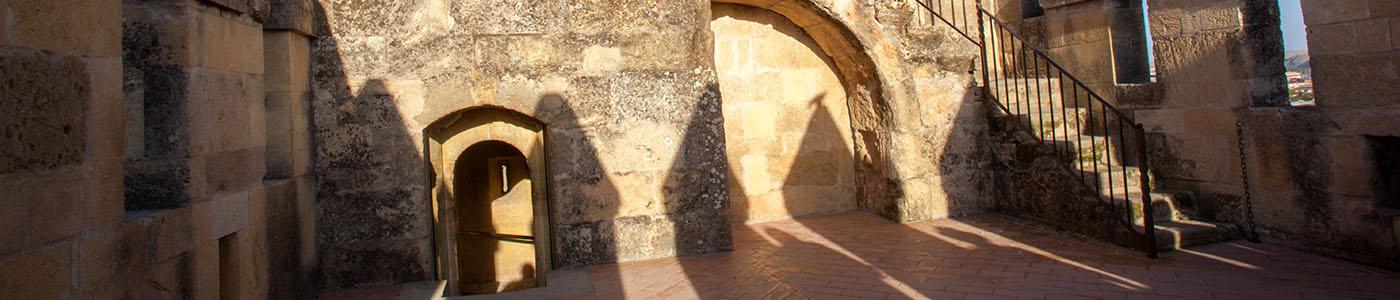 Alcázar de los Reyes Cristianos. Córdoba. ©Plataforma de Material Audiovisual de Turismo y Deporte de Andalucía.