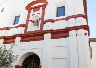 Iglesia de San Pedro de Alcántara. Córdoba. ©Plataforma de Material Audiovisual de Turismo y Deporte de Andalucía.