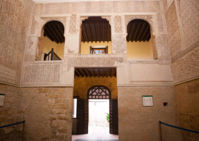 Sinagoga. Córdoba. ©Plataforma de Material Audiovisual de Turismo y Deporte de Andalucía.