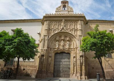 Antiguo Hospital de San Sebastián. Córdoba. ©Plataforma de Material Audiovisual de Turismo y Deporte de Andalucía.