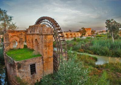 Molino de la Albolafia. Córdoba. ©Plataforma de Material Audiovisual de Turismo y Deporte de Andalucía.