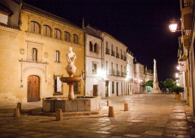 Plaza del Potro. Córdoba. ©Plataforma de Material Audiovisual de Turismo y Deporte de Andalucía.