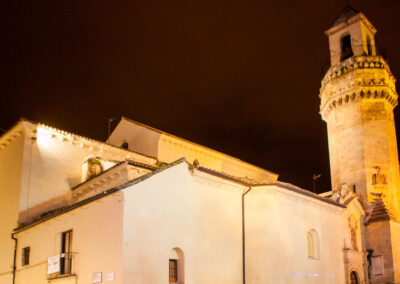 Iglesia de San Nicolás de la Villa. Córdoba. ©Plataforma de Material Audiovisual de Turismo y Deporte de Andalucía.