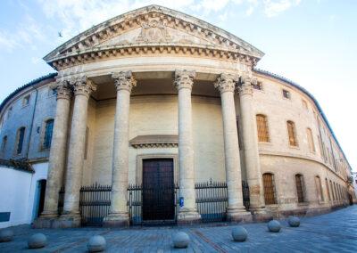 Iglesia del Colegio de Santa Victoria. Córdoba. ©Plataforma de Material Audiovisual de Turismo y Deporte de Andalucía.