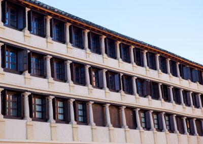 Plaza de la Corredera. Córdoba. ©Plataforma de Material Audiovisual de Turismo y Deporte de Andalucía.