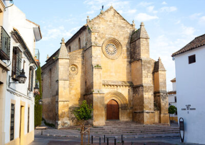 Real Iglesia de Santa Marina de Aguas Santas. Córdoba. ©Plataforma de Material Audiovisual de Turismo y Deporte de Andalucía.