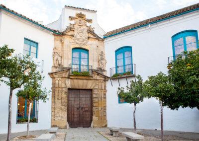 Palacio de Viana. Córdoba. ©Plataforma de Material Audiovisual de Turismo y Deporte de Andalucía.