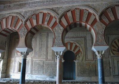 Salón Rico. Madinat al-Zahra. Córdoba. ©Plataforma de Material Audiovisual de Turismo y Deporte de Andalucía.